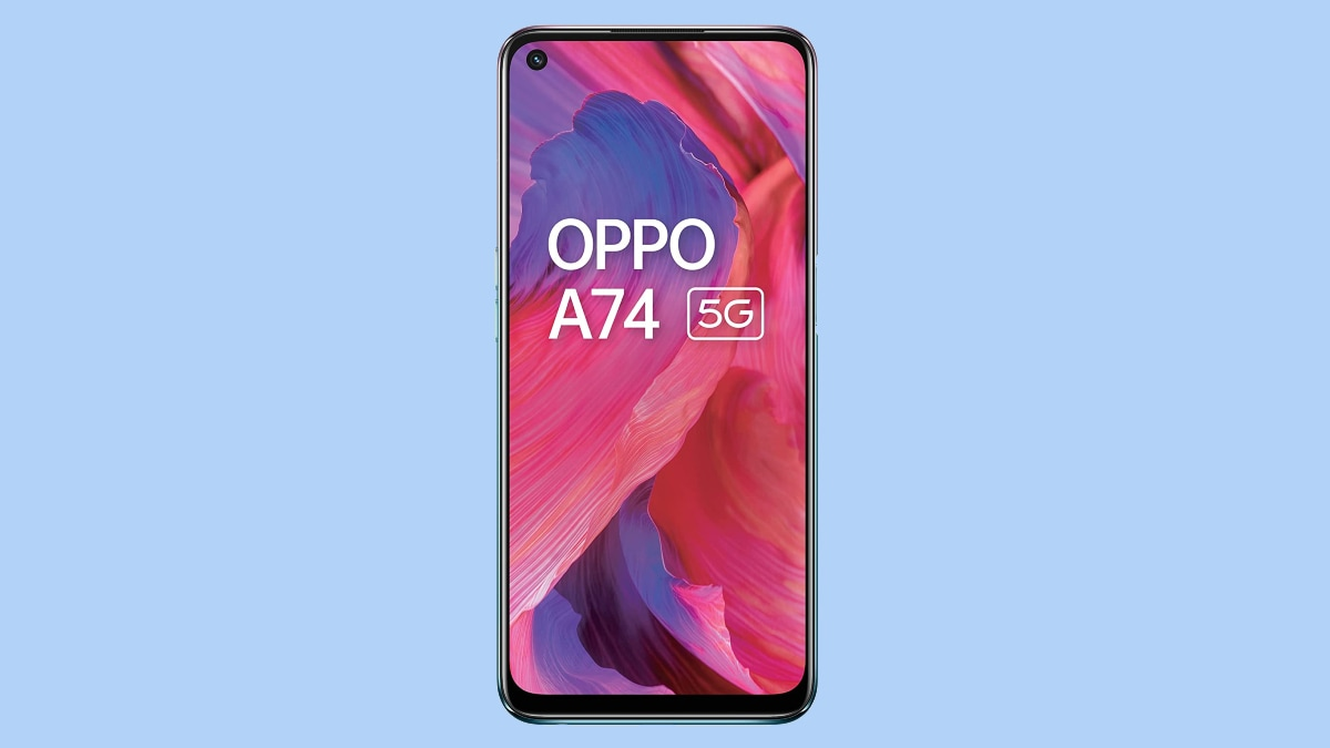 Samsung Galaxy A22 5G vs Oppo A74 5G - Compare Latest Specifications Including Camera, RAM, Price in India, Battery Performance, OS, and Many More Features