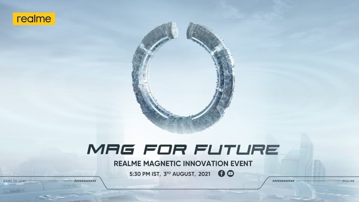 Realme Flash, MagDart wireless charger could launch on August 3