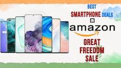 Amazon Great Freedom Festival begins: Top deals on iPhone XR, Samsung Galaxy M42, iQOO Z3, more