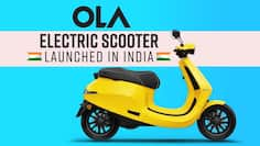 Ola electric scooter S1and S1 Pro launched