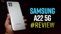 Samsung Galaxy A22 5G review: Pretty good but too pricey