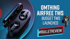 Omthing AirFree TWS: Good Budget TWS? #BulletReview