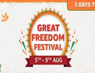 Amazon  Great Freedom Festival sale to kick off on August 5: Deals, discounts and offers