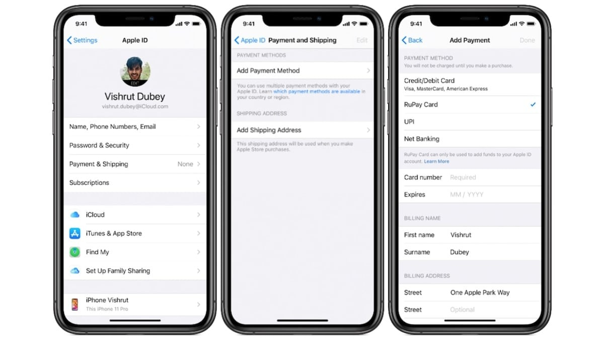 Apple adds UPI, RuPay, net banking on App Store: How to add new payment methods