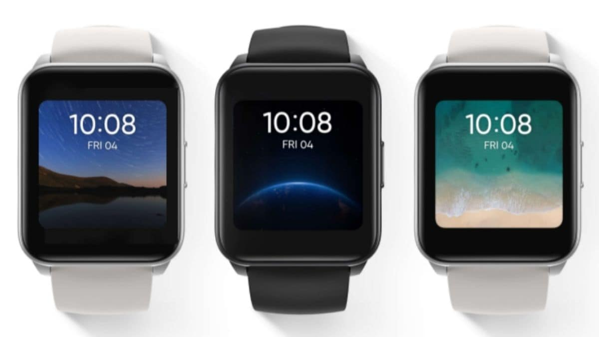 Realme's Dizo sub-brand introduces first smartwatch in India: Check price, features