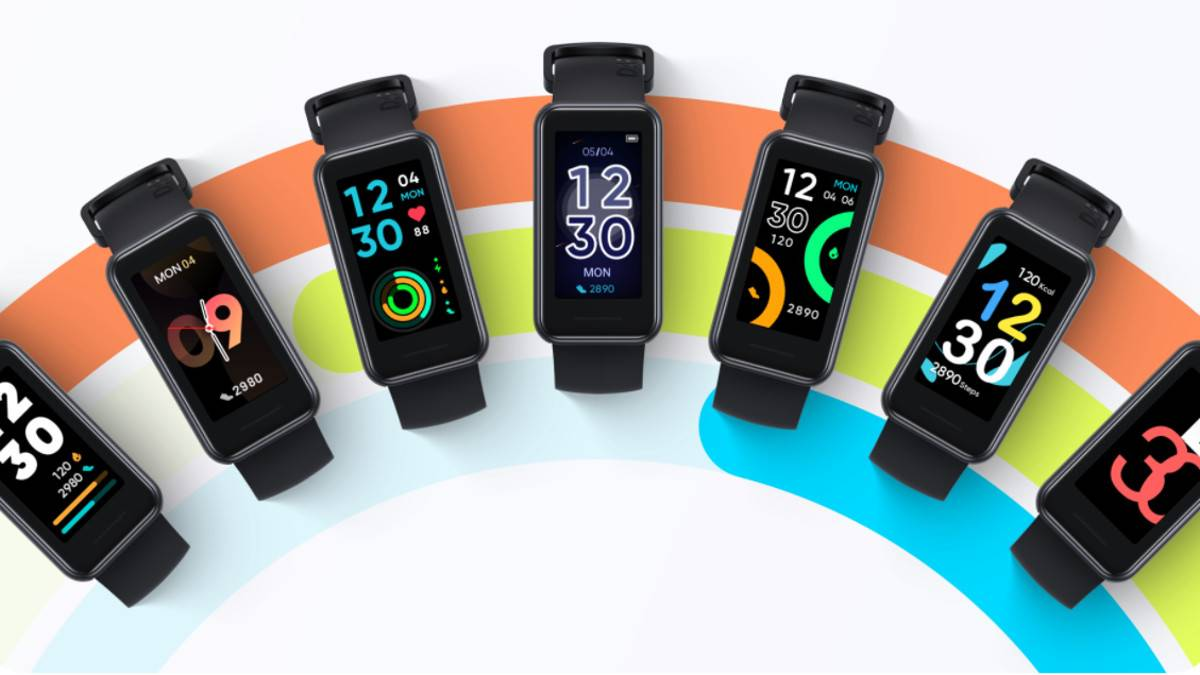 Realme Band 2 fitness band launched in India to take on Mi Band 6, price set at Rs 2,999