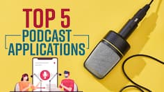Top Podcast apps For Your Smartphones : Take A Look !