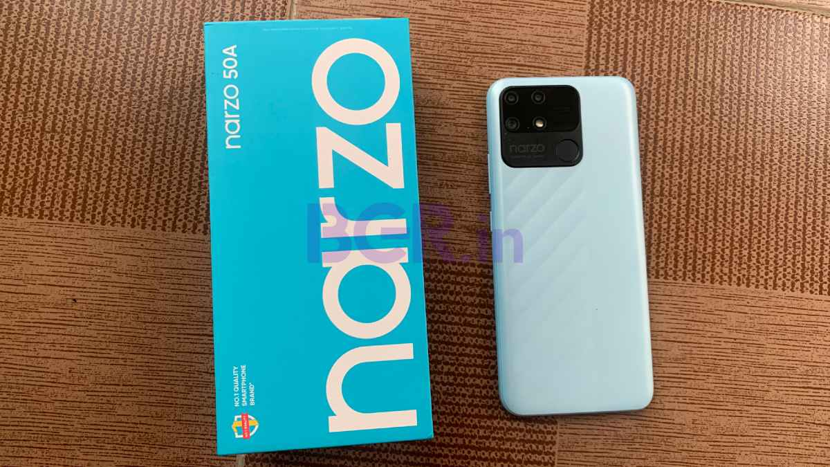 Realme Narzo 50A, Narzo 50i launched with 6.5-inch display, price in India starts at Rs 7,499