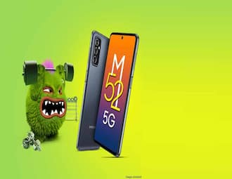 Samsung Galaxy M52 5G launch on Amazon today: Check expected specs, price in India