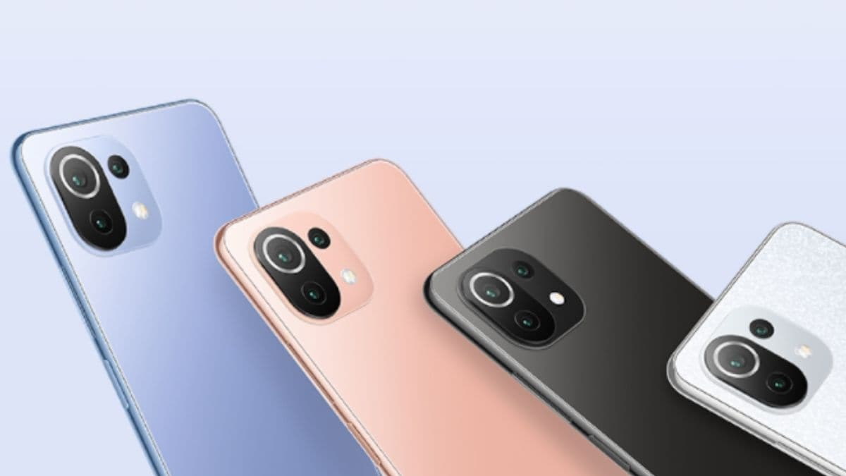 Xiaomi 11 Lite NE 5G Indian launch date officially revealed