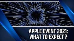 Apple Event 2021: MacBook Pro with M1X chipset to launch on October 18