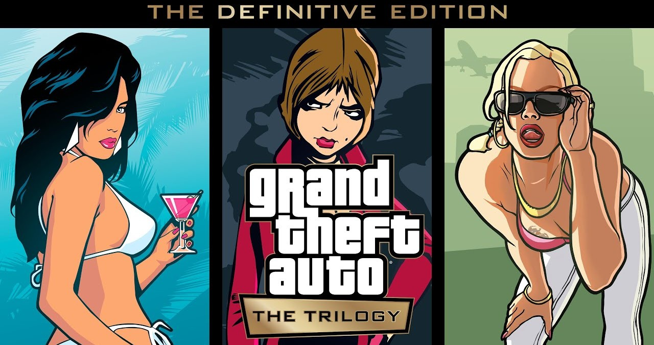 Grand Theft Auto: The Trilogy — The Definitive Editiontrailer released: Here's your first look