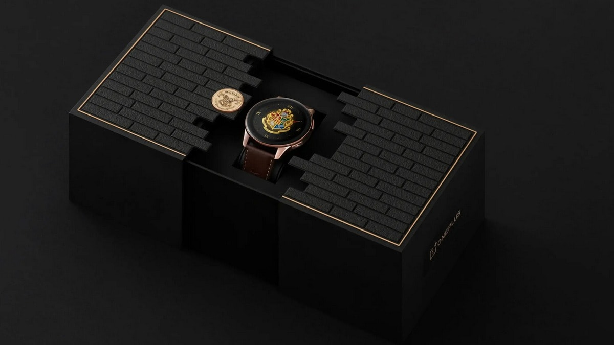OnePlus Harry Potter Limited Edition Watch launched at Rs 16,999: When and where to buy