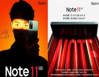 Redmi Note 11 Pro, Redmi Note 11 Pro Plus specifications revealed: 120W fast charging, Wi-Fi 6 support, more