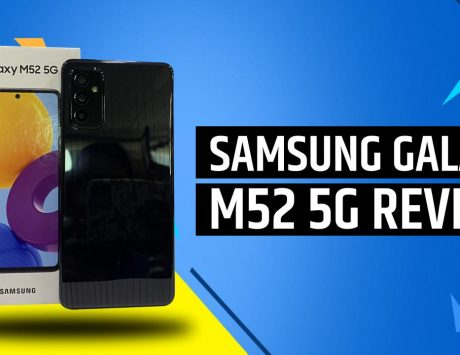 Samsung Galaxy M52 5G Review In English