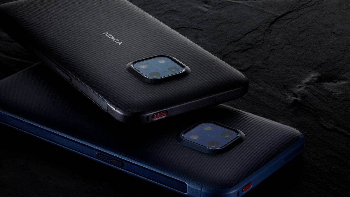 Nokia XR20 launched in India at Rs 46,999: It is the toughest Nokia phone ever
