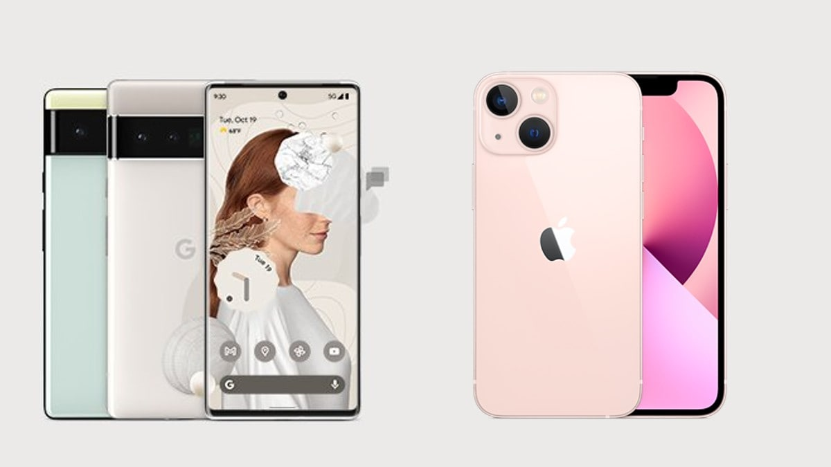 Pixel 6 vs iPhone 13 mini: Which is better between Google and Apple?
